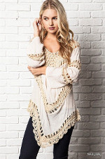 Crochet Tunic from Umgee