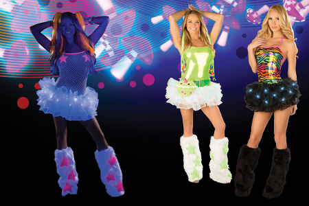 Light Up Tutus from J Valentine