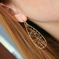 Nicholas Lane earrings teardrop