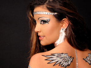 Angelic Body Art from Xotic