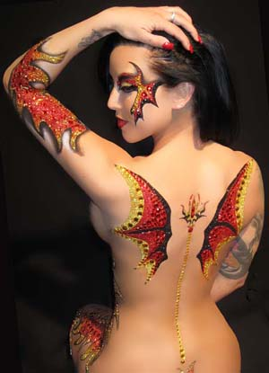 Body Art from Xotic